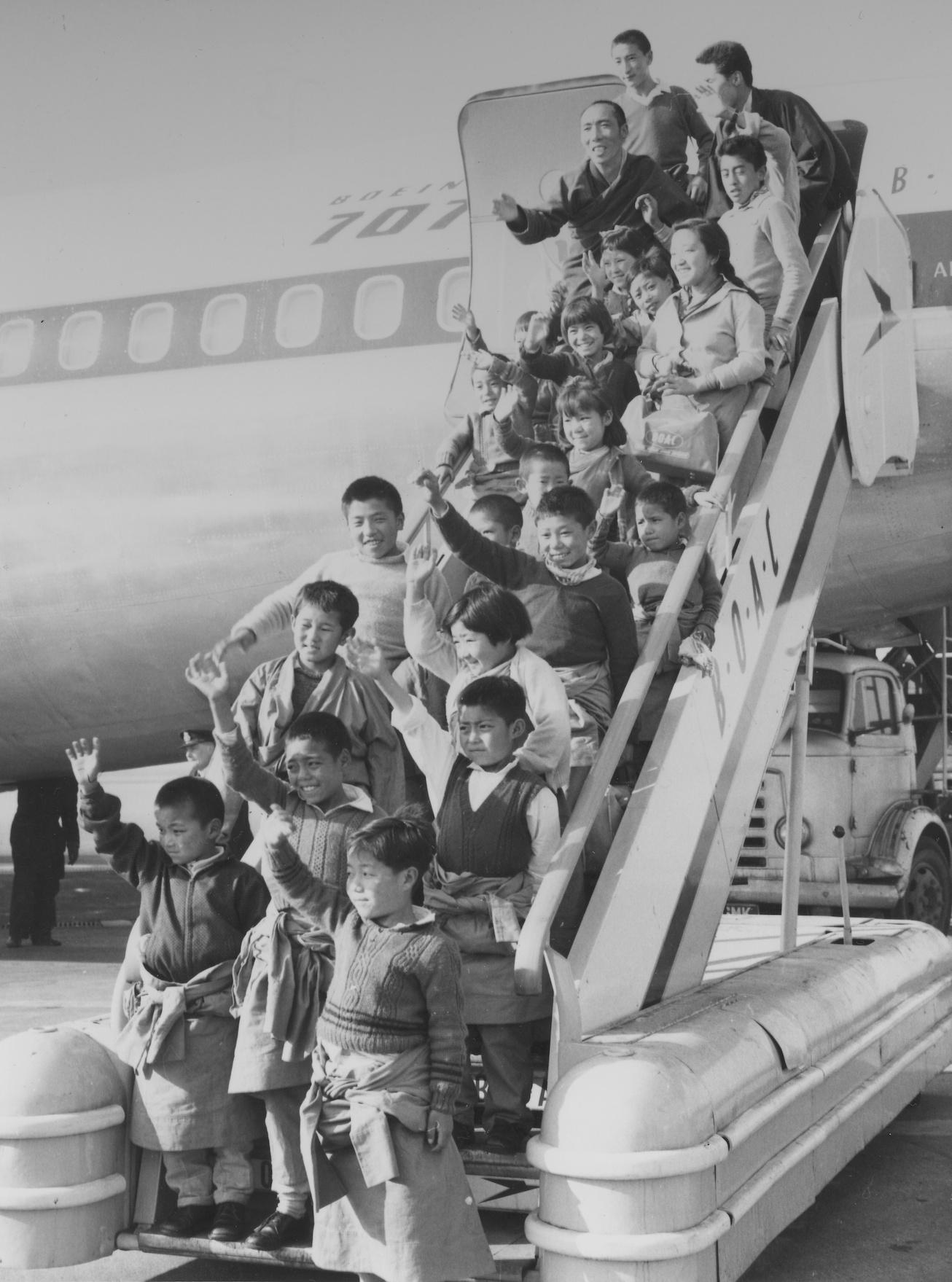 The Children - The Early Pestalozzi Children Project