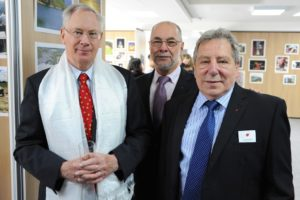 Meeting with HRH The Duke of Gloucester in the new Pestalozzi Centre. (Reproduced with kind permission of Novo Photography)